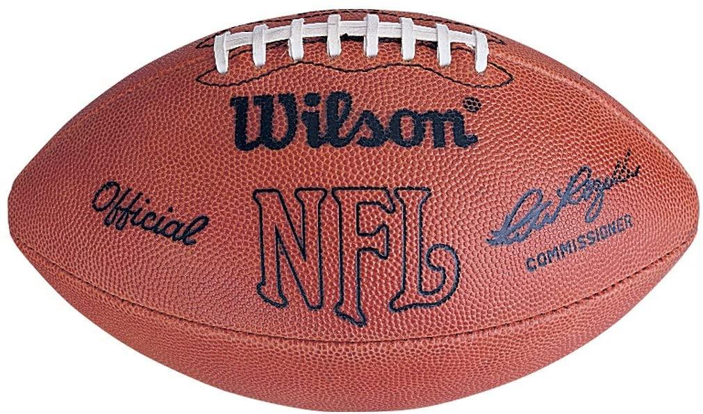NFL Oakland Raiders, Minnesota Vikings Wilson Football Super Bowl 11