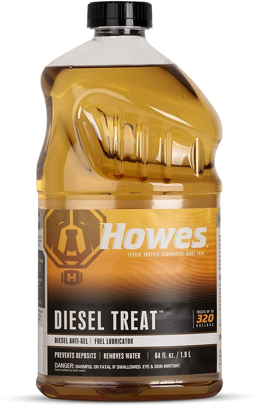 Howes 103060 'Diesel Treat' Diesel Conditioner and Anti-Gel - 64 oz.