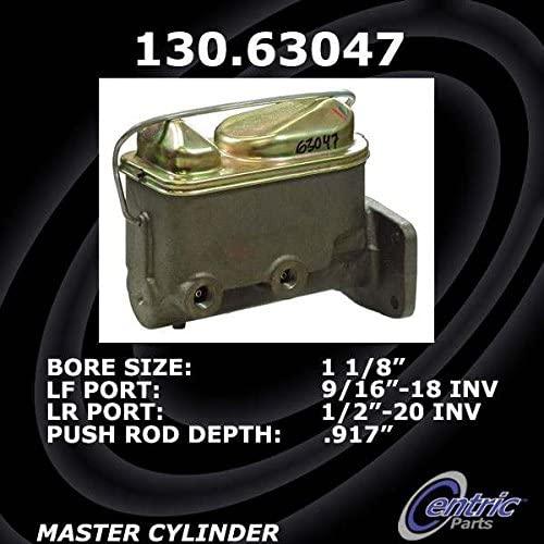 Centric 130.63047 Premium Brake Master Cyl