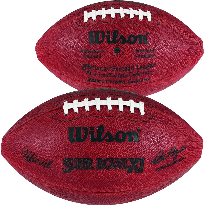 Super Bowl XI Wilson Official Game Football - NFL Balls