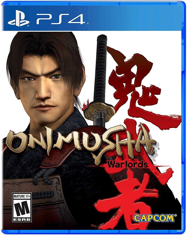 Onimusha: Warlords - PlayStation 4 Standard Edition
