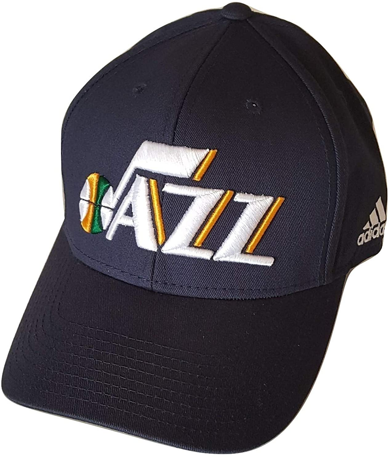 adidas Utah Jazz Cap Structured Adjustable Hat