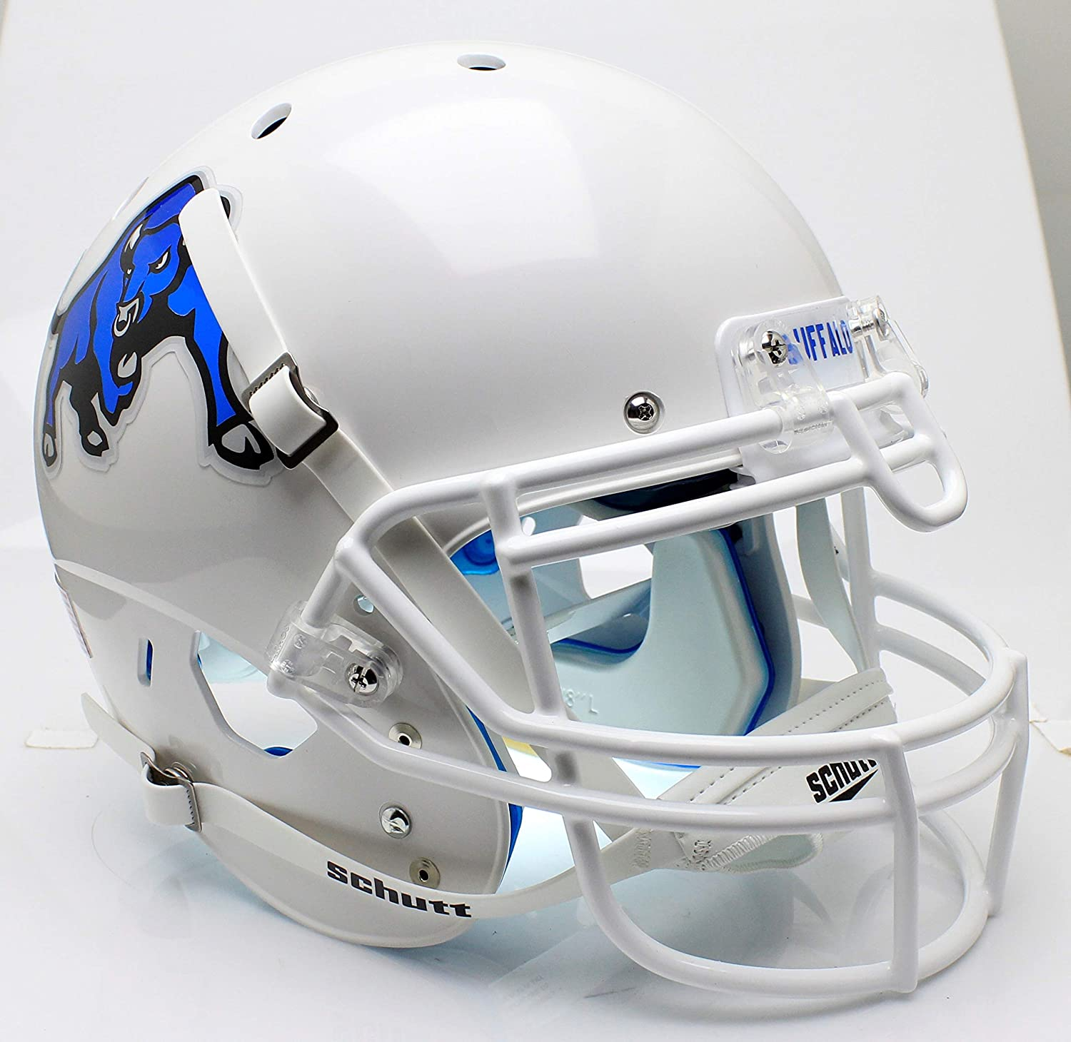 Schutt NCAA Buffalo Bulls On-Field Authentic XP Football Helmet
