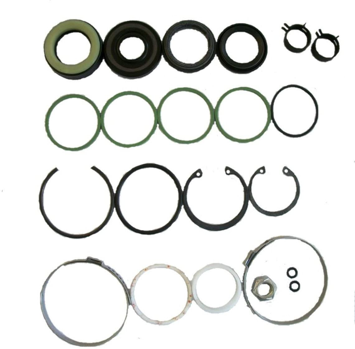 Edelmann 9213 Power Steering Rack and Pinion Seal Kit