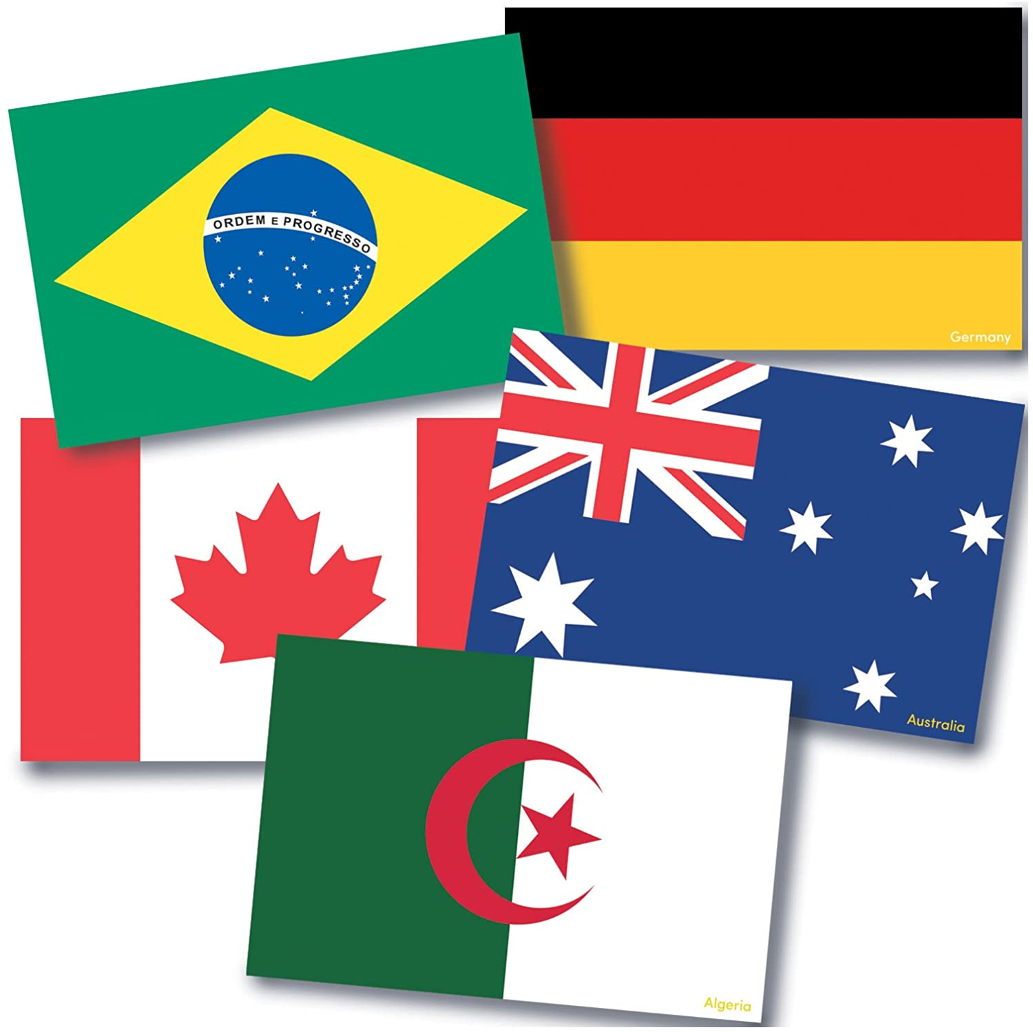 International Flags Accents (EP63238)