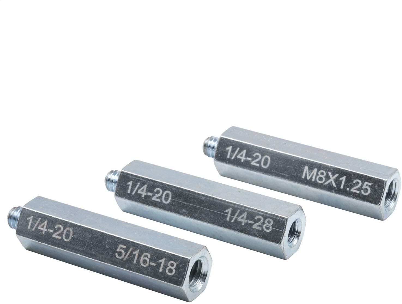 AutoMeter AC-102 Heavy Duty Alternator Adapter Kit,SAE & Metric