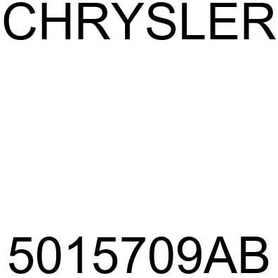 Genuine Chrysler 5015709AB Transmission Torque Converter