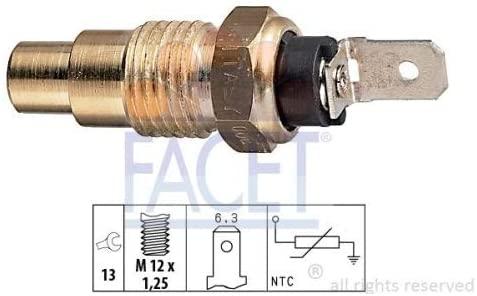 Facet OE Quality Replacement Coolant Temperature Sensor 73078