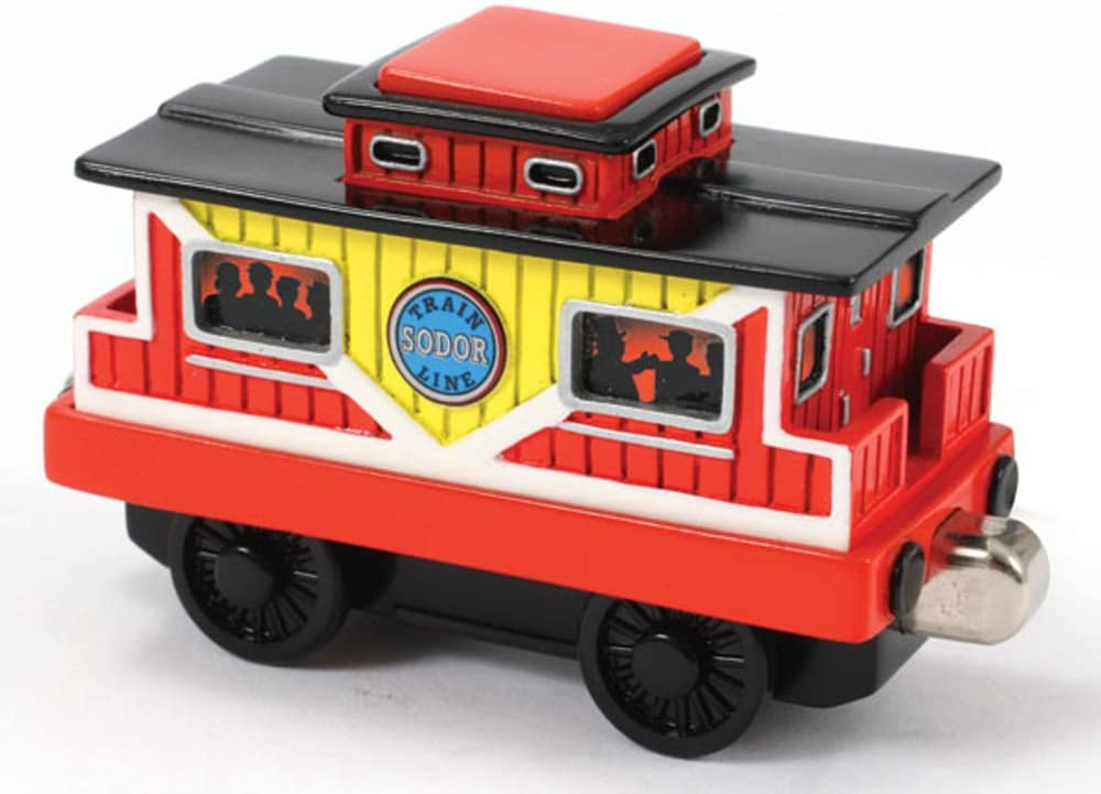 Take Along Thomas Musical Caboose with Lights & Sounds