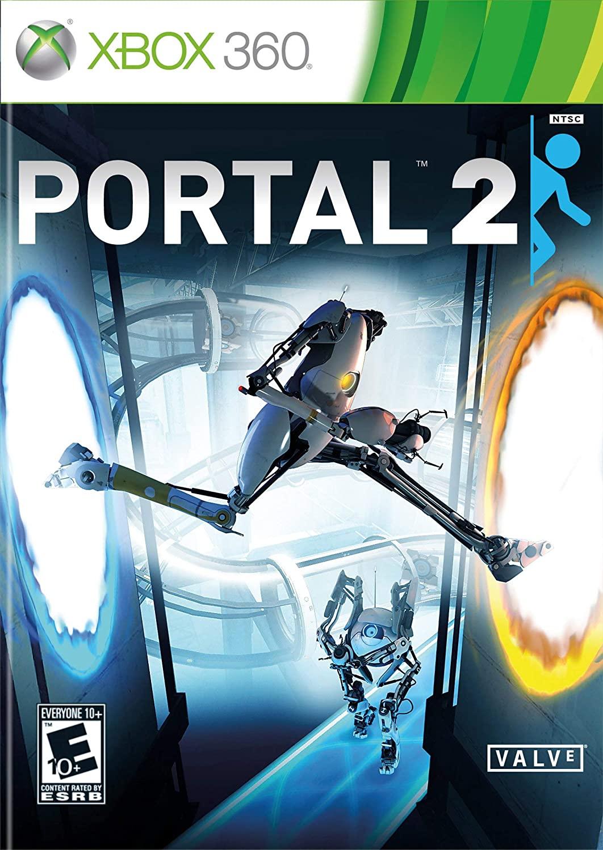 Portal 2 - Xbox 360 (Renewed)