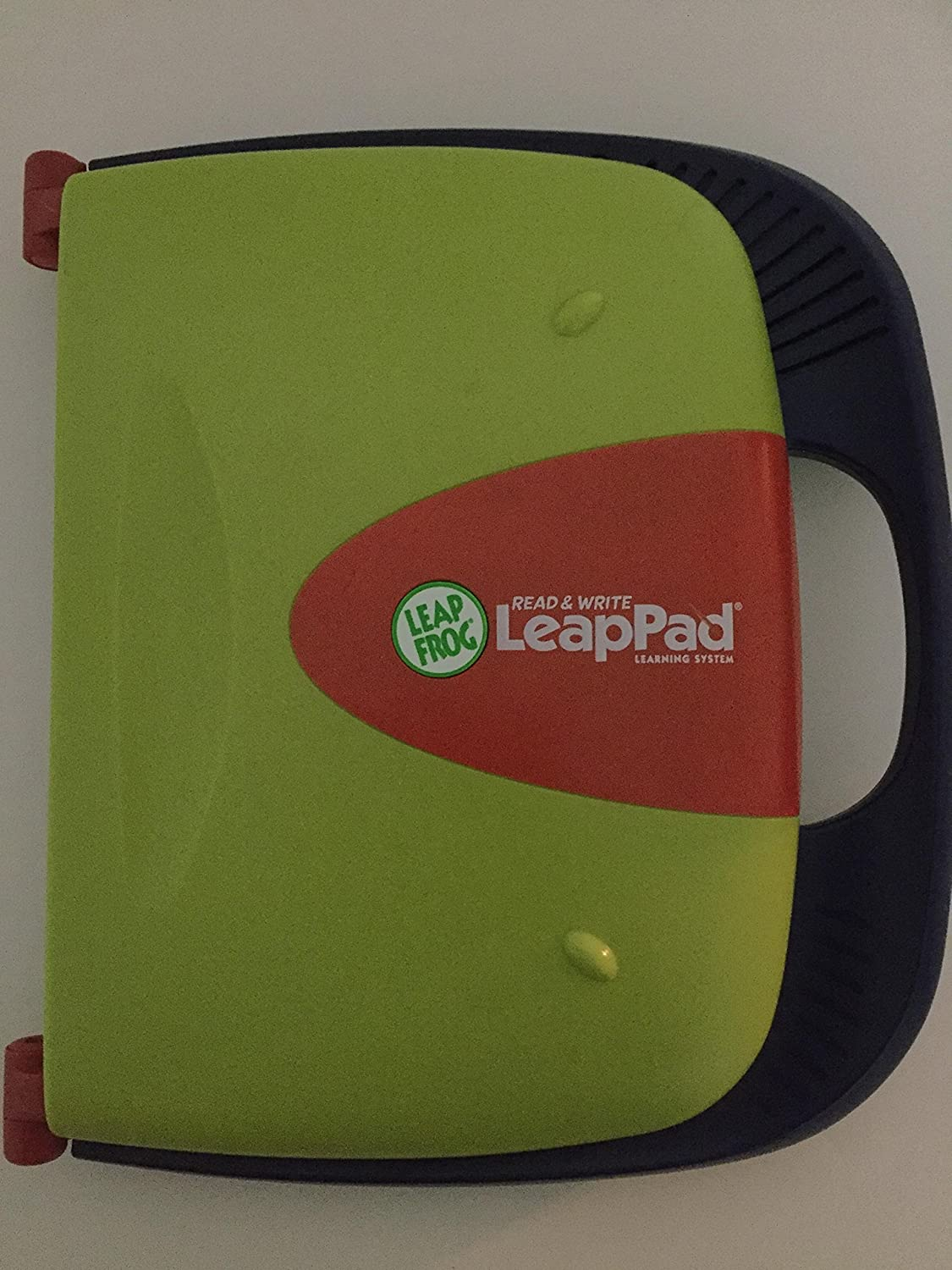 Leap Pad Read & Write System Navy Blue & Green battteries & software included