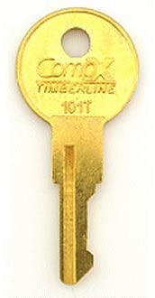 CompX Timberline 111TA Replacement Keys: 2 Keys