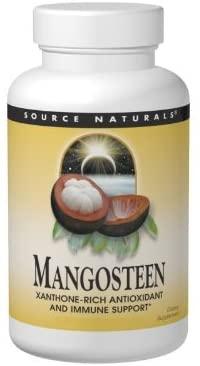 SOURCE NATURALS Mangos Teen 75 Mg Tablet, 120 Count