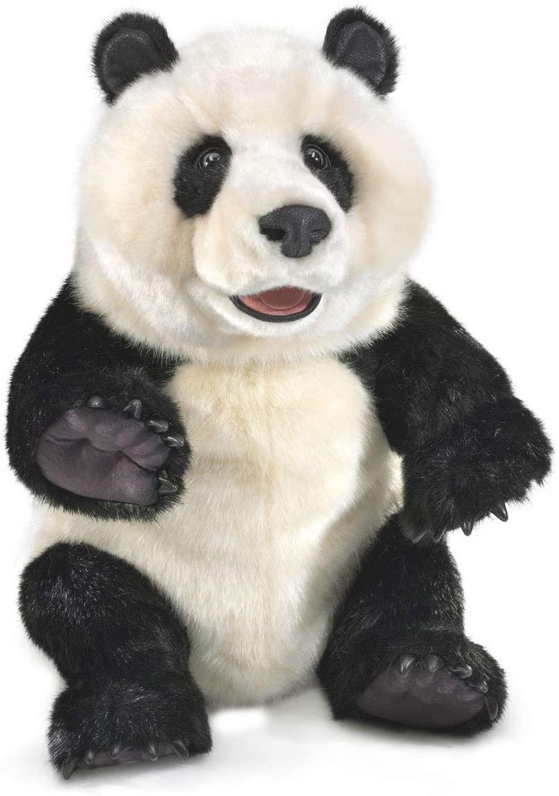 Folkmanis Giant Panda Cub Hand Puppet