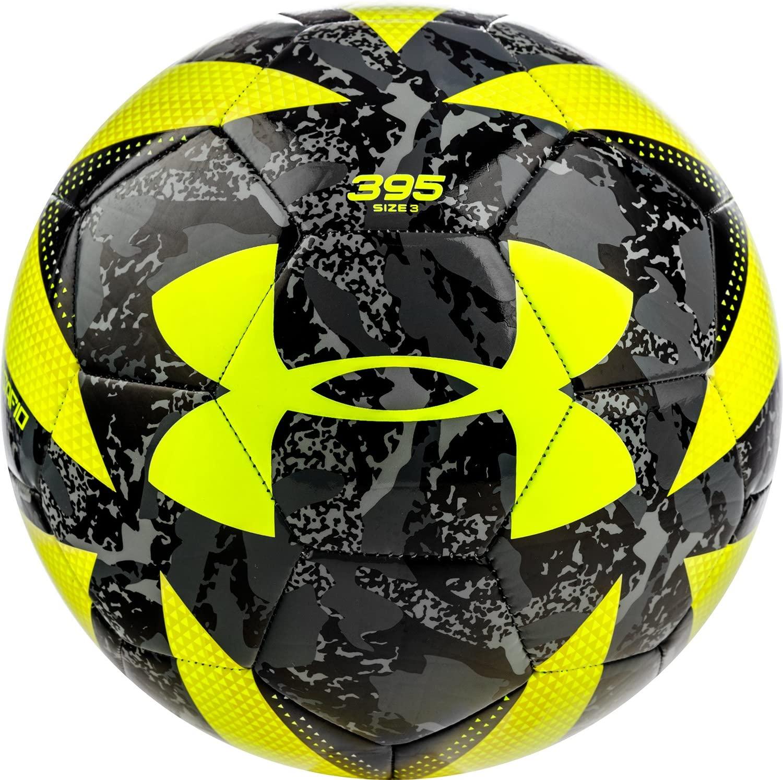 Under Armour Desafio 395 Soccer Ball Camo/Hi-Viz