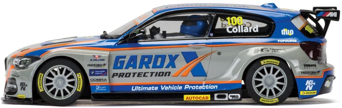 Scalextric BTCC BMW 125 Series 1 Gardx Rob Collard 1:32 Slot Car C3862 Vehicle Replica