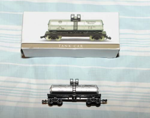 High Speed Metal Products N Scale Southern Pacific Tank Train Car by High Speed Metal Products