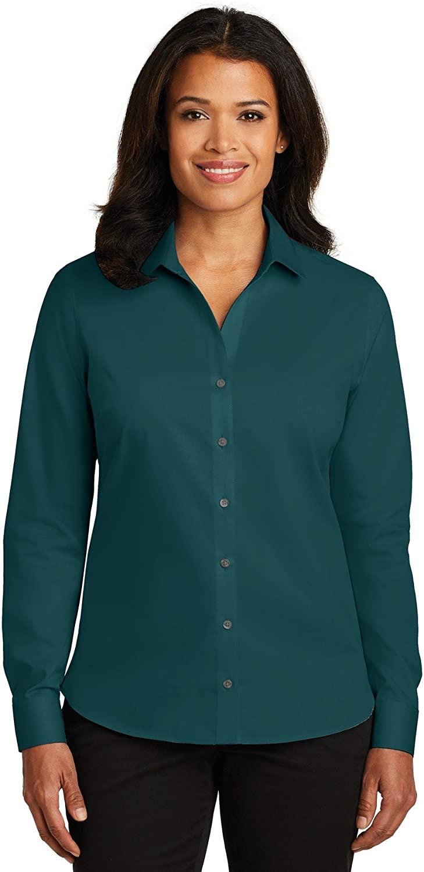 Red House Ladies Non-Iron Twill Shirt-RH79-3XL