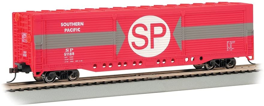 Bachmann Industries HO Scale Evans All-Door Box Car - Southern Pacific #51188
