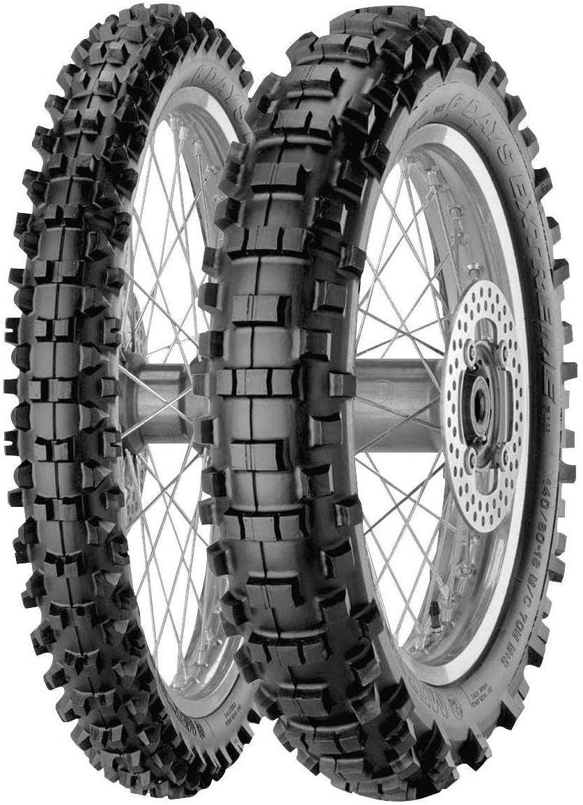 Metzeler 6 Days Extreme 120/90-18 Rear Enduro Pn:1623800