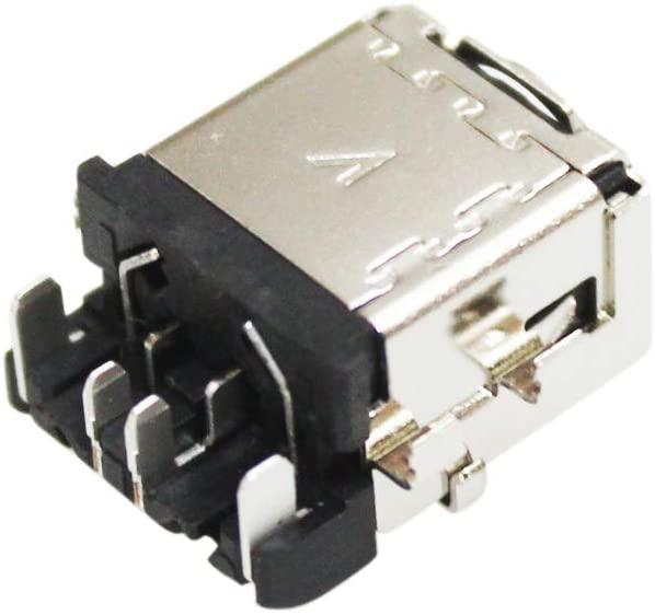 GinTai DC Power Jack Socket Plug Charging Port Replacement for ASUS ROG G531 G531GT G531GT-BI7N6 G531GV-DB76