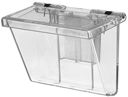Marketing Holders Clear Outdoor Vehicle Business Card Holder FREE (TAKE A CARD) Sticker included as Pictured (1, Clear)