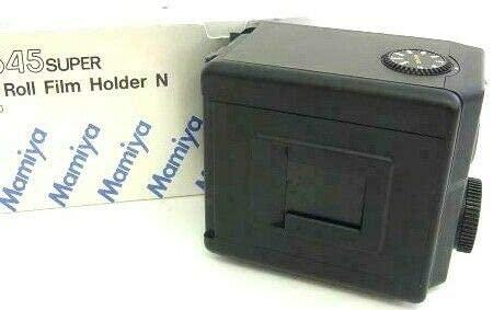 Mamiya 220 Roll Film Holder N for M645 Super Camera