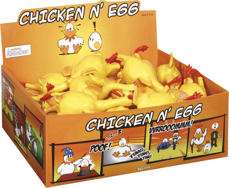 Toysmith Chicken & Egg Toy