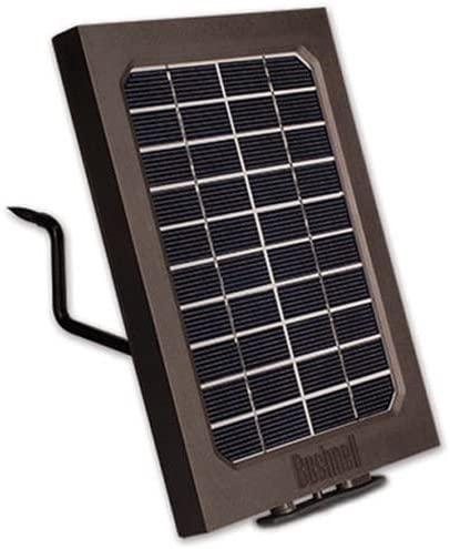 Bushnell 119756C Trophy Cam Aggressor Solar Panel Clam 5L,Brown