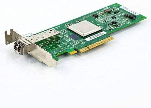 Qlogic QLE2560-E 8GB FC Single Port Fiber PCIE HBA PX2810403-23 (Renewed)