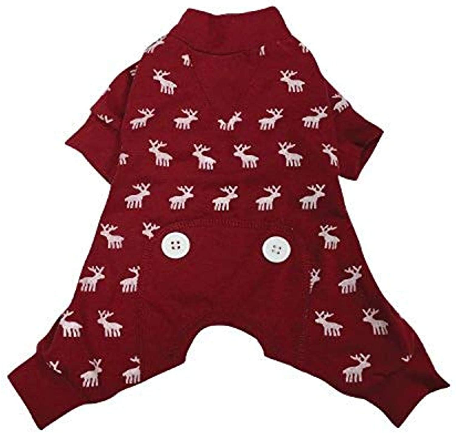 Foufou Dog Moose Pajamas