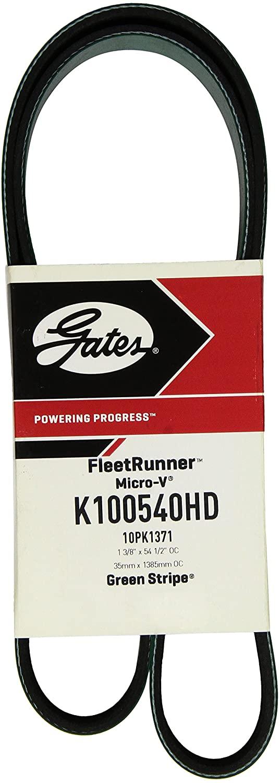 Gates K100540HD Micro-V Belt
