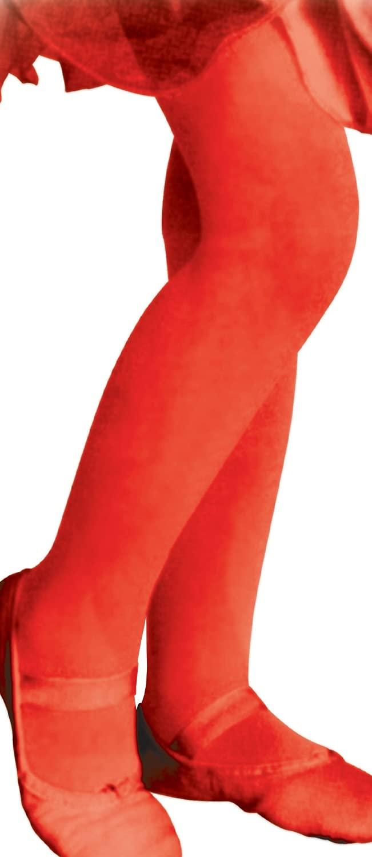 Forum Novelties Red Costume Tights, Child Medium
