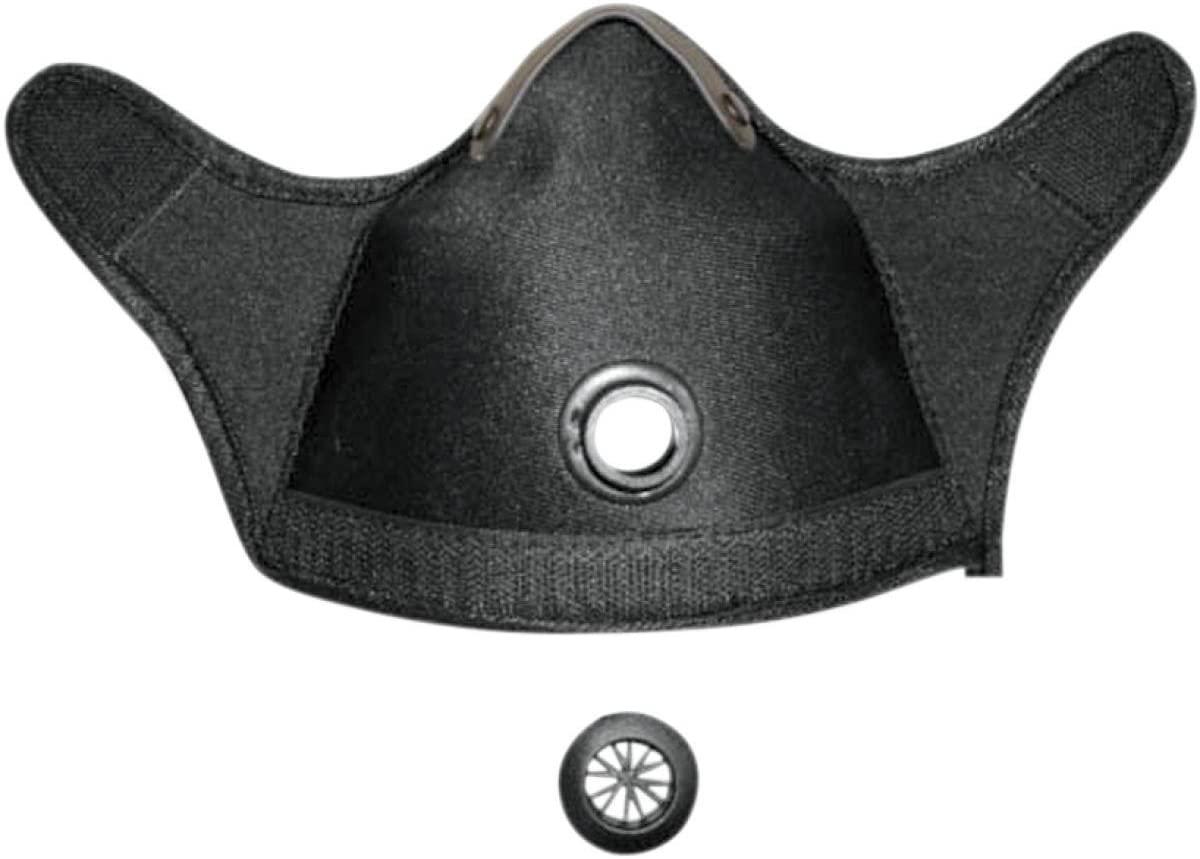 AFX Breath Guard for FX-100S Helmet - Black 0134-1061