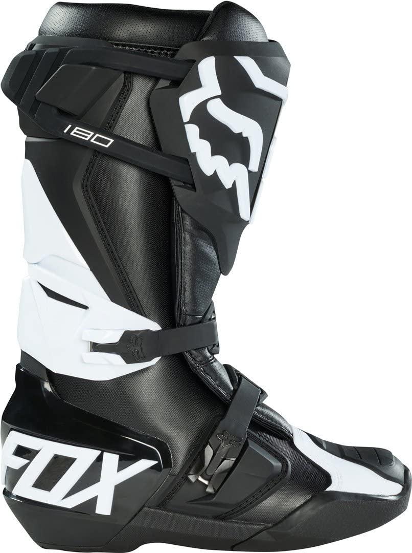 Fox Racing 180 Men's Off-Road Motorcycle Boots - Black / 14