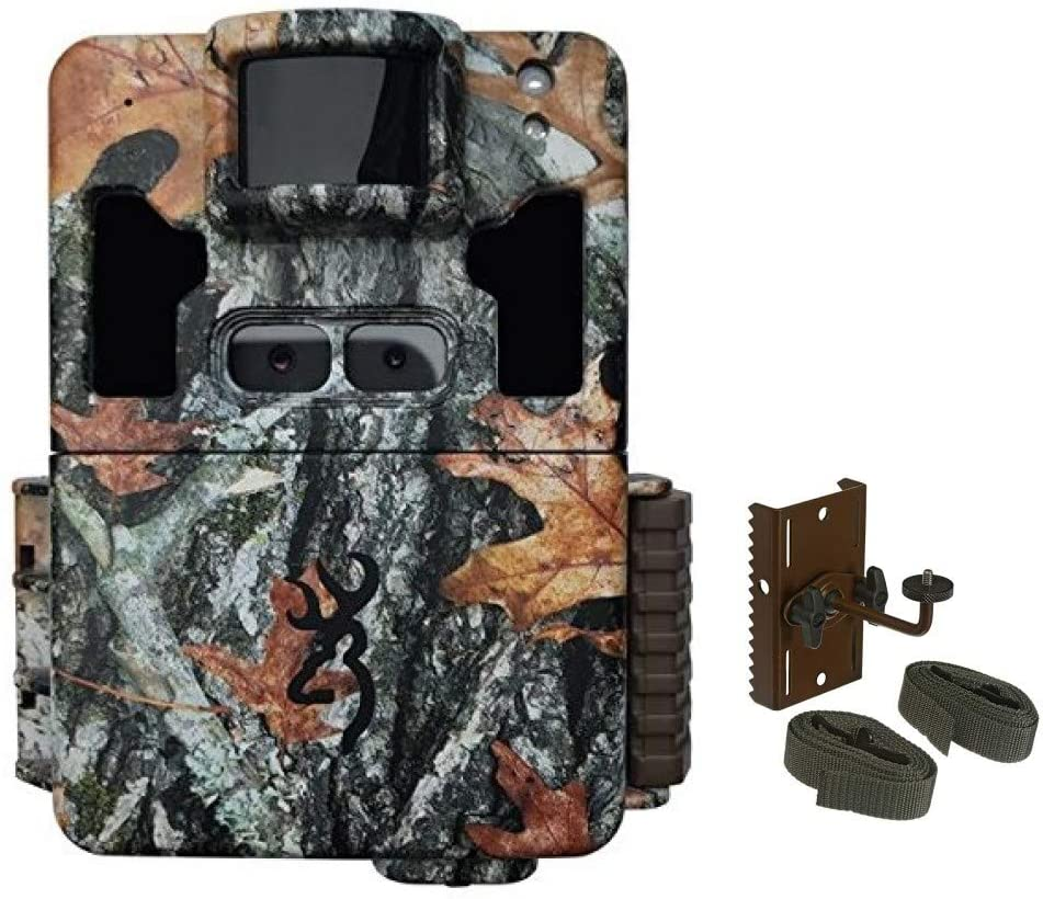 Browning 2018 Dark Ops Pro XD HD Trail Camera + Browning Tree Mount