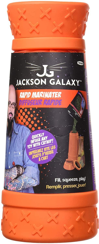 Petmate Jackson Galaxy Silicone Catnip Marinater