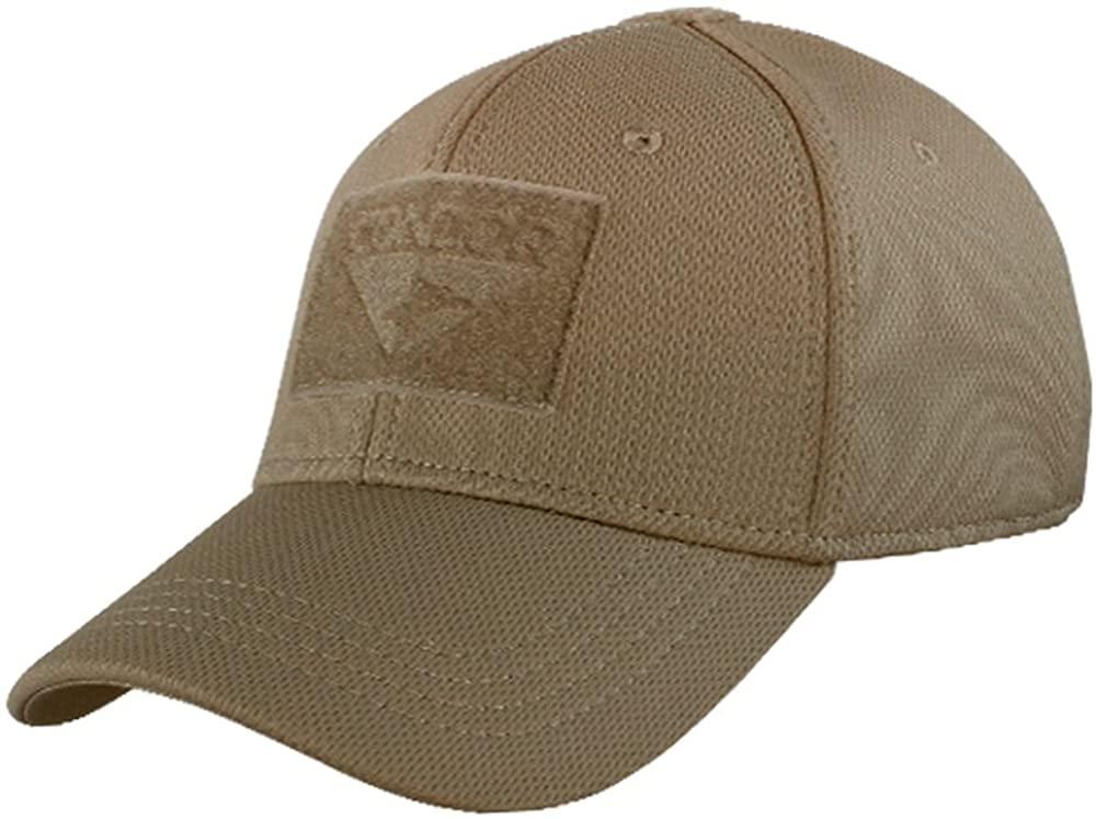 Condor Flex Cap, Brown, Large/Extra Large