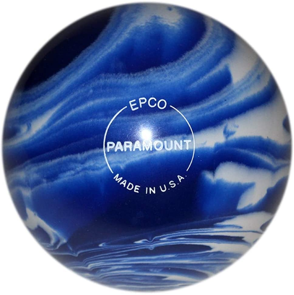 Bowlerstore Products Candlepin Paramount Marbleized Bowling Ball 4.5