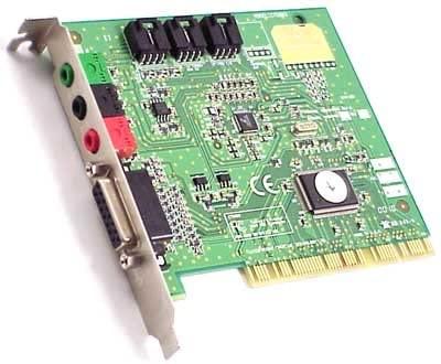 Gateway - Gateway/Creative CT5803 PCI Sound Card 6001502 - 6001502
