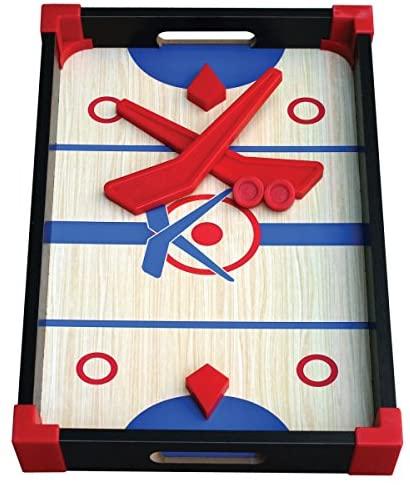 bulk buys Slap Shot Hockey Table Game Playset