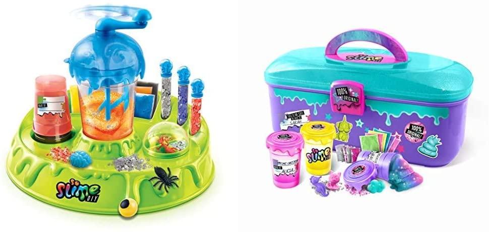Canal Toys - So Slime DIY Bold - Slime Factory & So Slime DIY Caddy