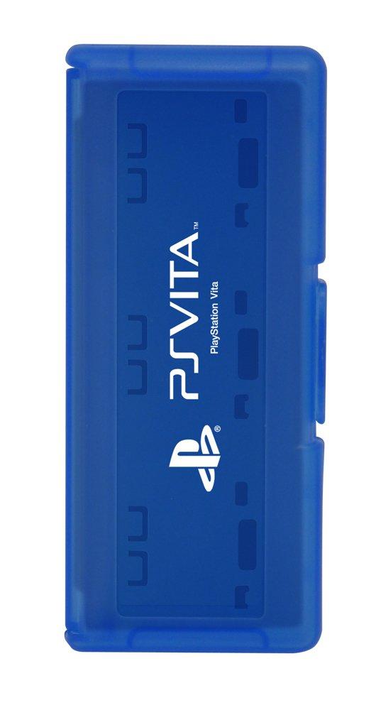 Card Case 6 for PlayStation Vita (Blue) [Japan Import]