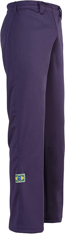 Authentic Brazilian Capoeira Martial Arts Pants - Women's (Purple)