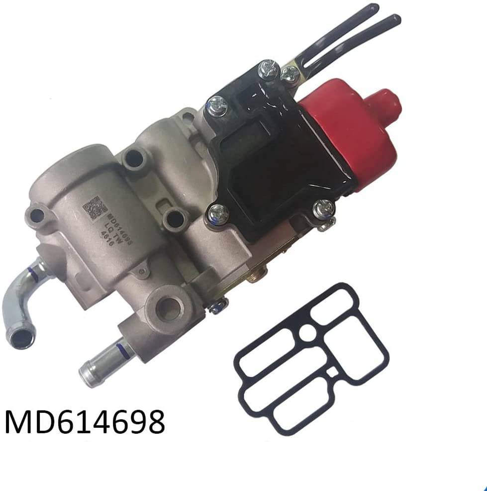Bernard Bertha MD614696 MD614698 Throttle Body Assembly Idle Air Control Valves Fits for Mitsubishi space vehicle N31,N34