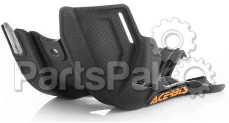 Acerbis 2630540001 Skid Plate Black