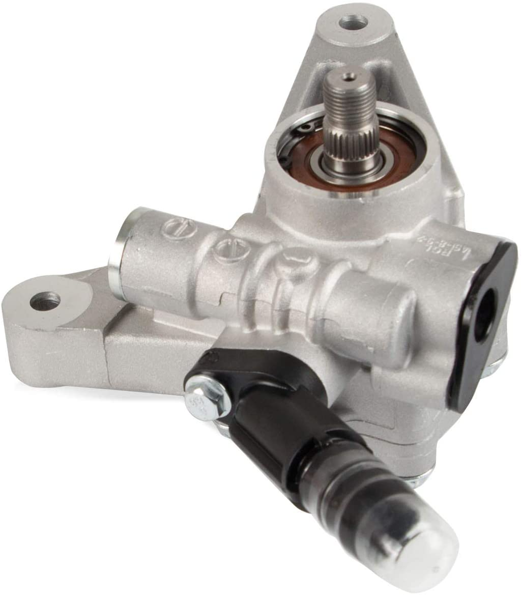 Power Steering Pump Power Assist Pump Compatible with 2005-2010 Honda Odyssey 2005-2008 Honda Pilot 2007-2013 Acura MDX Replace Part Number 56110-RGL-A03, 21-5442, 56110RYEA03, 56110RGLA04