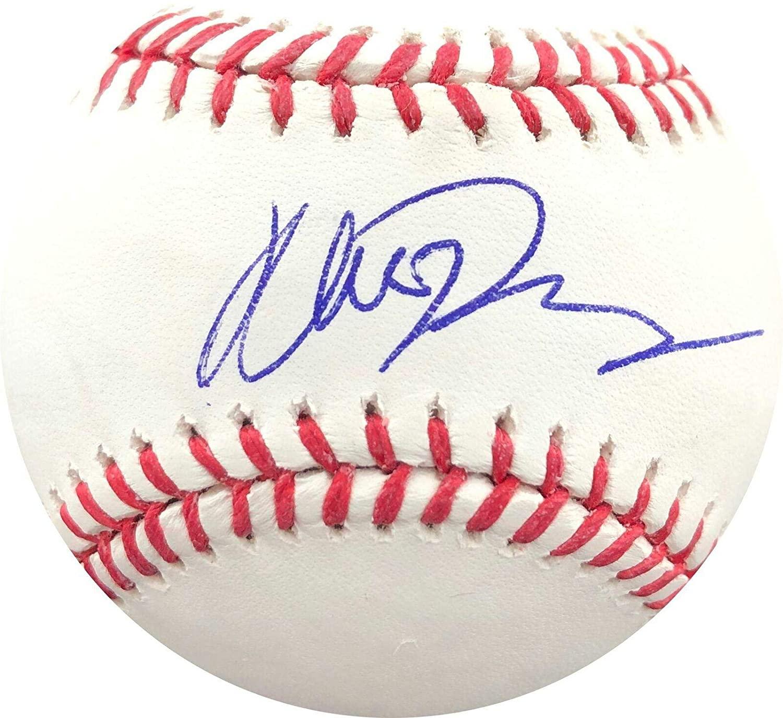 Alek Thomas signed baseball Arizona D-Backs autographed Diamondbacks - PSA/DNA Certified - Autographed Baseballs