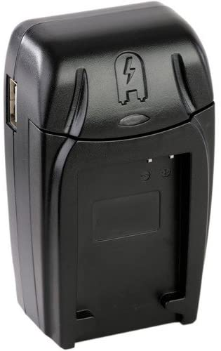 Watson Compact AC/DC Charger for EN-EL14 Battery