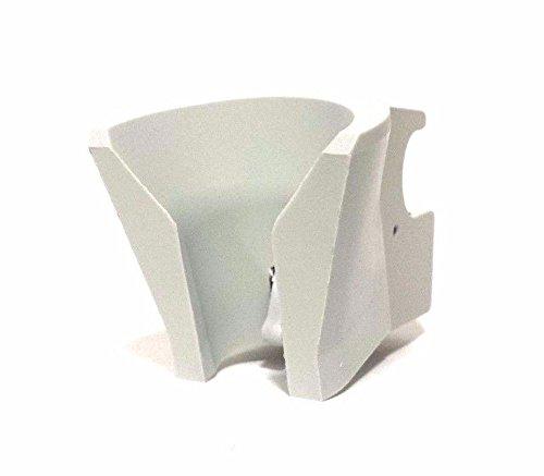 Standard Automatic Handpiece Holder Gray